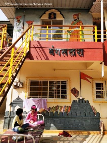 Bhilar book village