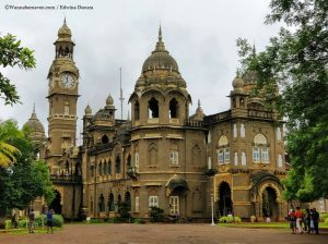 Kolhapur new palace - kolhapur food guide
