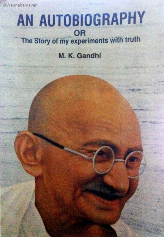 "9 Effective Mahatma Gandhi Quotes in ""The Story Of My ..."