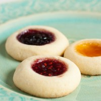 mrs. fields jam thumbprint cookies