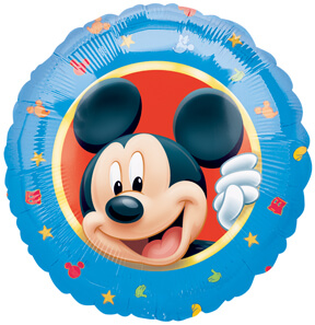 "18"" Mickey Portrait Balloons-0"