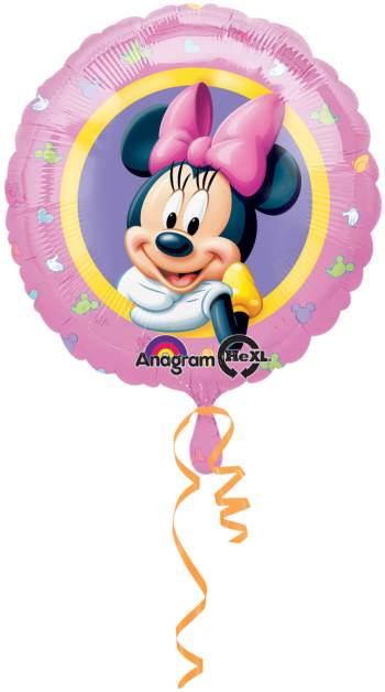 """18"""" Minnie Portrait Balloon S50-0"""
