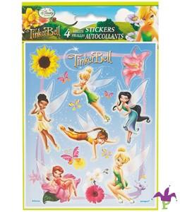 Fairies Sticker Sheet-0