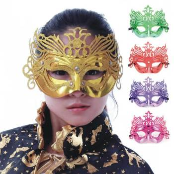 Glitter Venice Masks-0