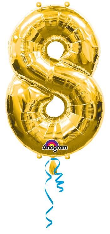 "34"" 8 Gold-0"