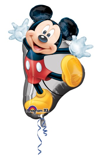 "Mickey Full Body Supershape Balloons 31"" P38-0"