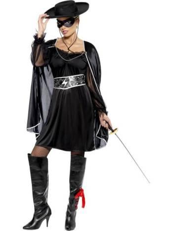 Zoro Costume Woman-0