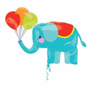 Circus Elephant Balloon P30-0