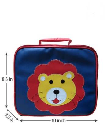 Personalized Lunch Box-Lion-0