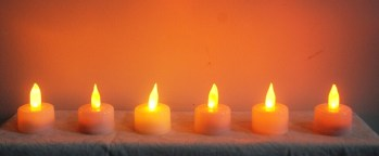 LED Candle Small - 6PC-0