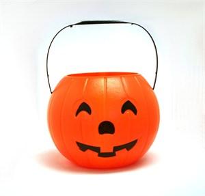 Jack-o'-Lantern Treat Bucket-0