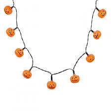Halloween Pumpkin Lights Roll-0