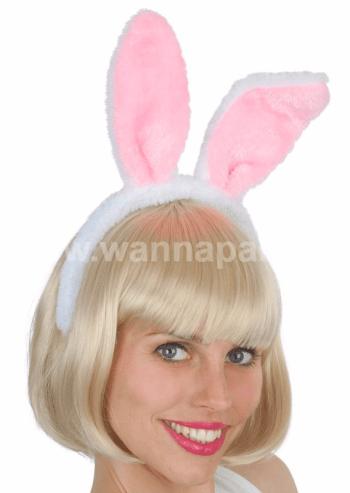 Bunny Ears Pink-0