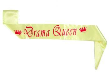 Drama Queen Sash-0