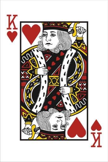 King Cutout-0