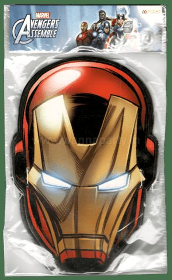 Ironman Face Masks - 10PC-0
