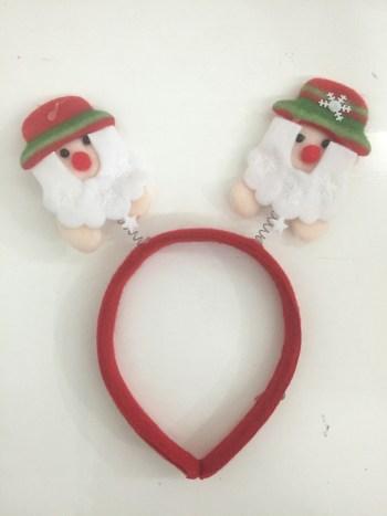Santa Head Bopper-0