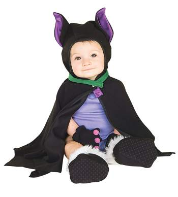 Lil Bat Infant Costume-0