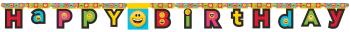 Emojies Letter Banner -0