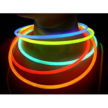 "Glow In the Dark Necklace 22""-0"