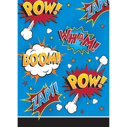 Superhero Loot Bags - 8PC-0