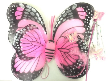 Butterfly Wings 2D-0