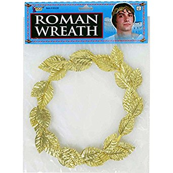 Roman Wreath Headband-0