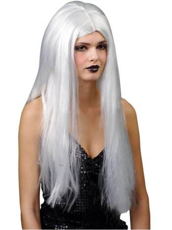 White Witch Wig - 1PC-0