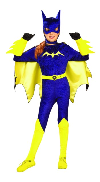 Kids Batgirl Costume - Gotham Girls-0