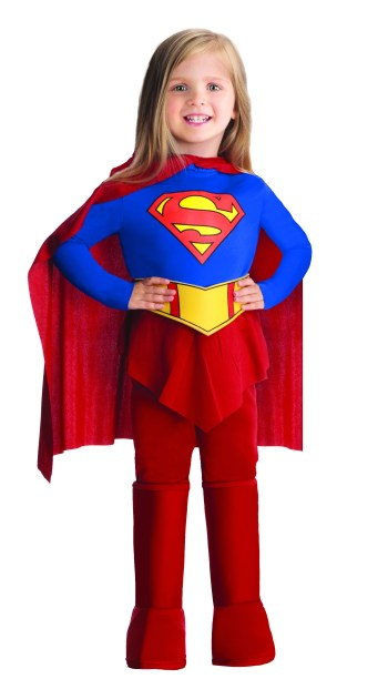 Kids Supergirl Costume-0
