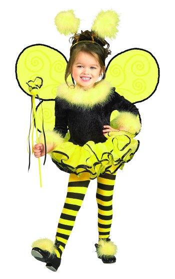 Bumble Bee Costume Toddler-0
