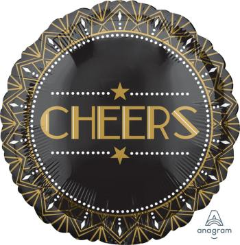 "Cheers Balloon 18"" S40-1PC-0"