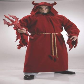 Adult Devil Lord Costume-0