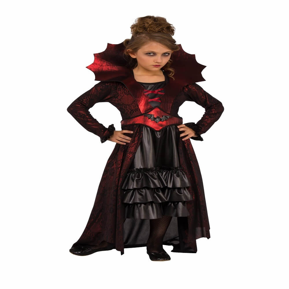Premium Lil Victoria the Vampiress Vampire Child Infant Baby Girls Costume NEW