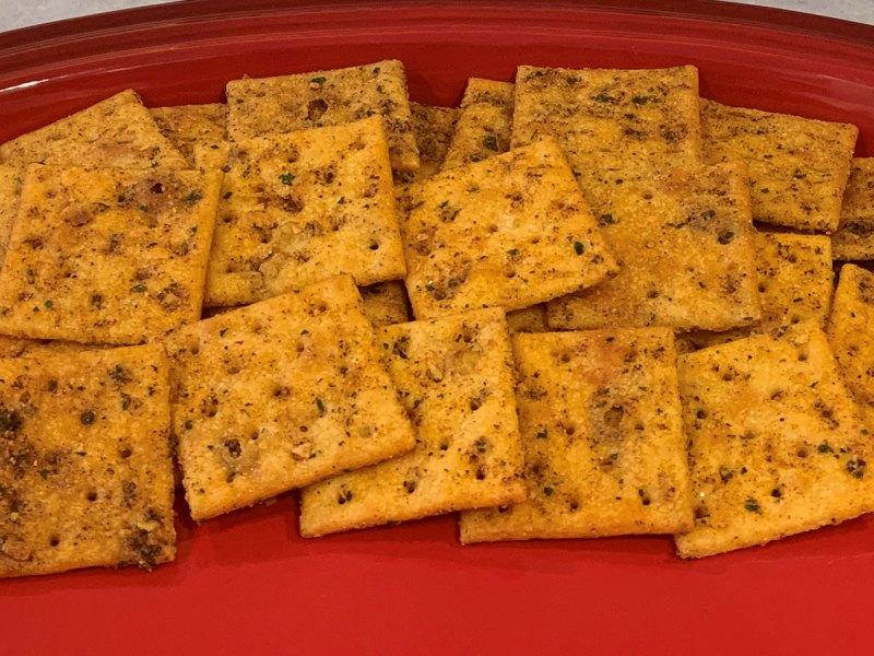 WannaRub Comeback Crackers