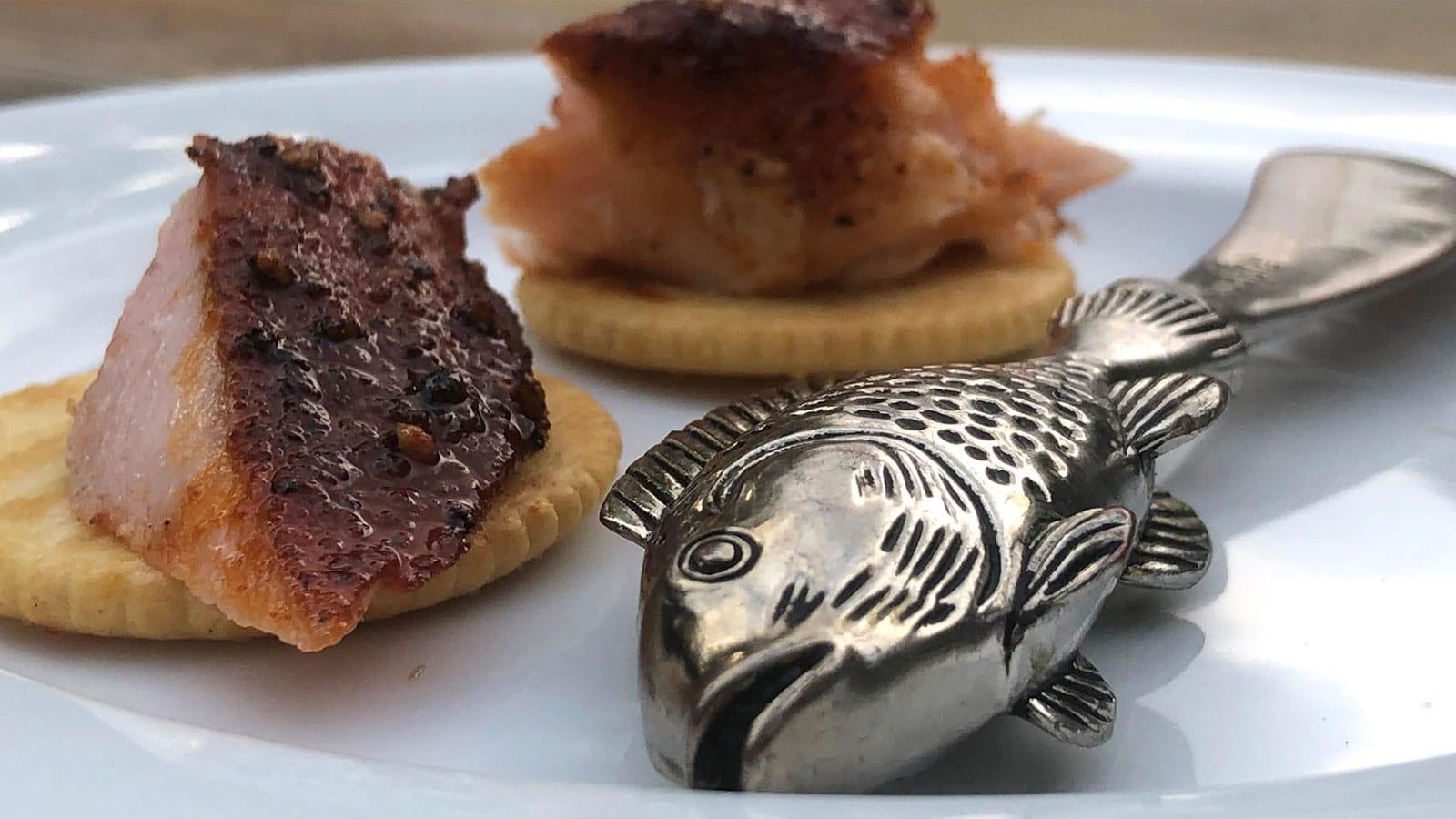 WannaRub Smoked Salmon