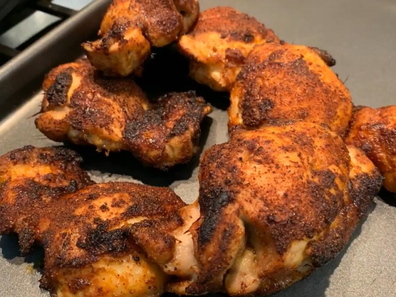 WannaRub Air Fried Chicken