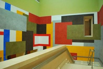 in de hal van Tate Britain nog snel een snapshot