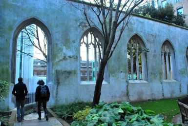 St Dunstan (vroeger) in-the-fields