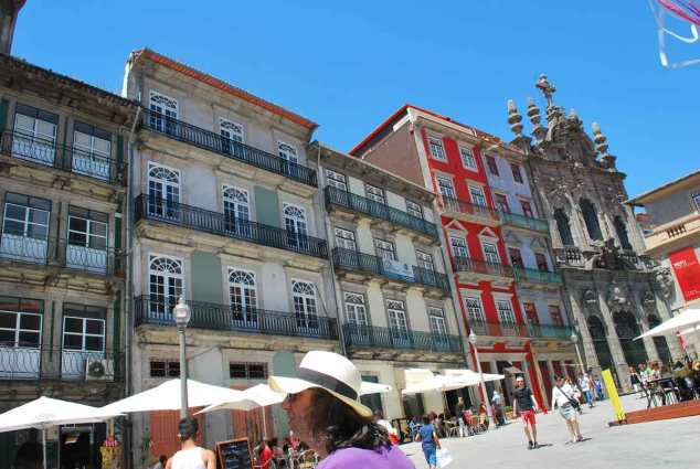 Largo do Sao Domingos - gezellig