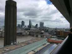 the City vanop New Tate