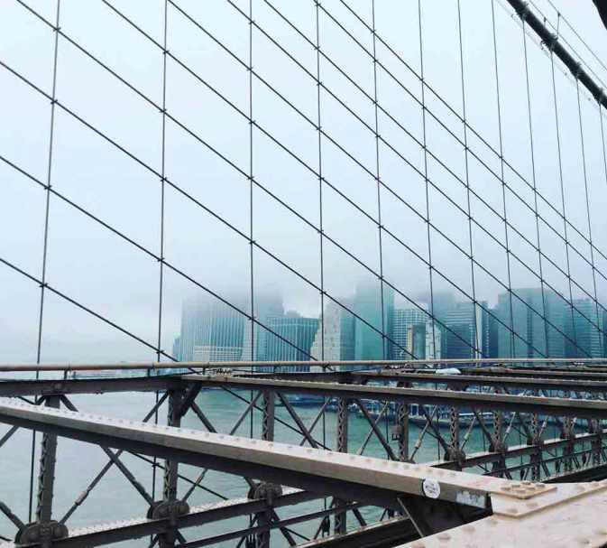 Brooklyn Bridge : altijd even mooi