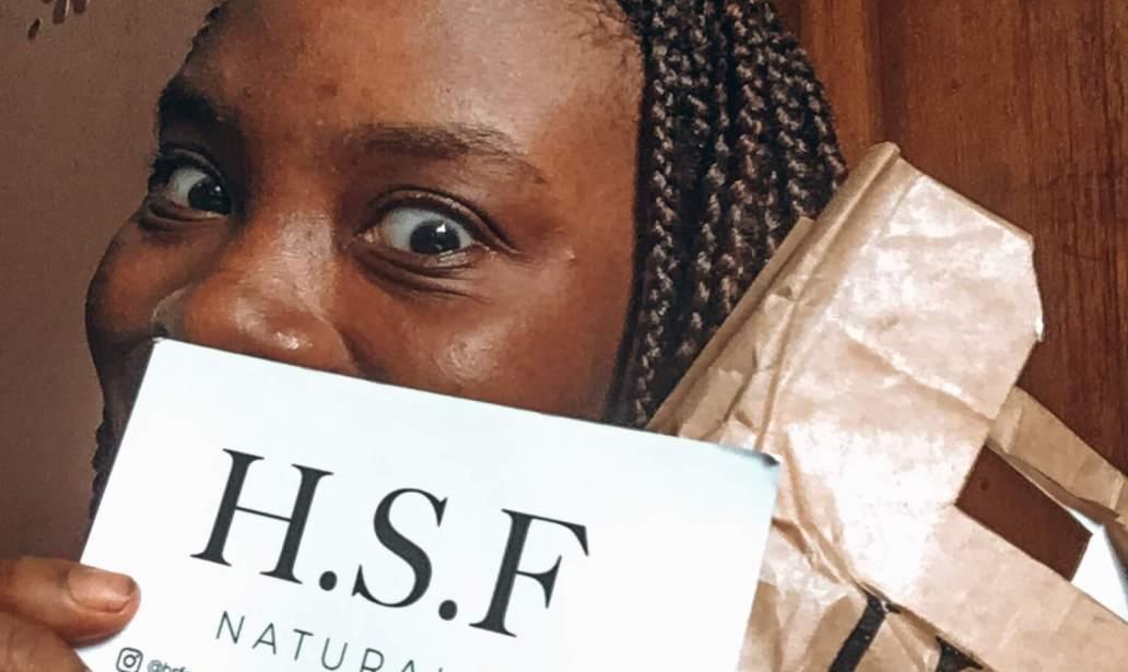 Ebun Bello WanShyGirl Skincareblogger