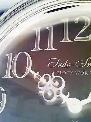 Clock 03 photograph copyright Alexis Marie Chute Wanted Chosen Planned