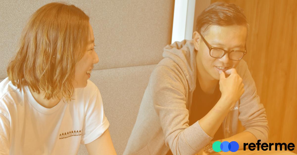 レファミーコンテンツ内 メディーバインタビュー