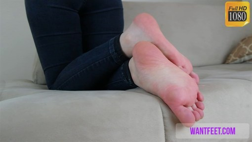 Beth's Sexy, Soft and Meaty Soles Show