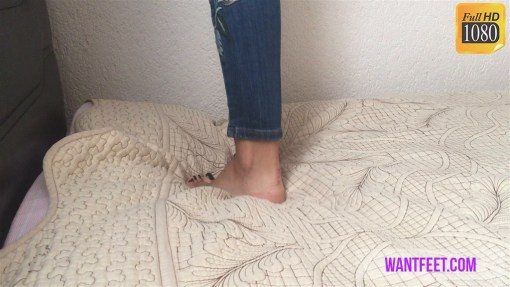 Angela's High Arched Soles Show