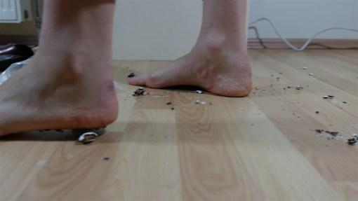 Crystal Barefoot Sweet Crush Video