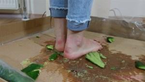 Crystal Barefoot Cucumber Crush