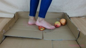 Megan Barefoot Apple Crush